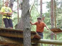 Segellager_2014, Kletterpark
