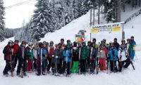 Skifahrt 2014, alle