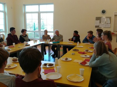 Erzähl-Café 1. Treffen