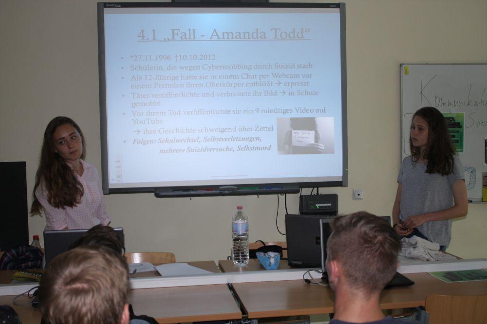 abschluss powerpoint presentation